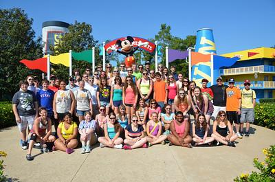 2012-05 Disney trip & parade
