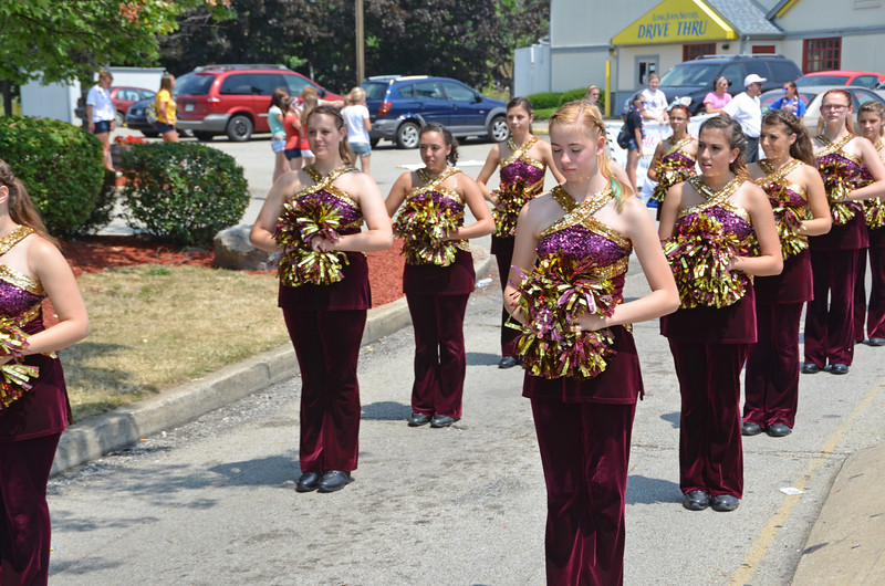 2012-2013 CHHS Marching Band
